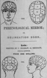 Cover of Lundie, Phrenological Mirror
